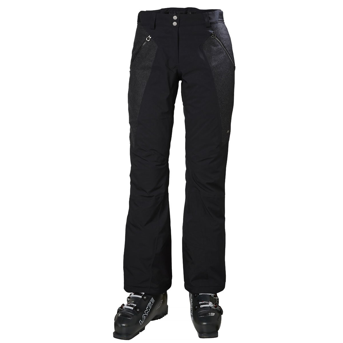 Helly Hansen 65631 Women's Cassady Pant, Black Wool - M