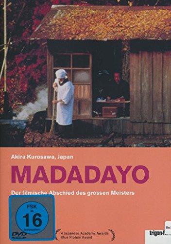 Madadayo (OmU) [Alemania] [DVD]: Amazon.es: Matsumura, Uchida Tatsuo,  Kagawa, Kyoko, Igawa, Hisashi, Tokoro, Joji, Kurosawa, Akira, Matsumura,  Uchida Tatsuo, Kagawa, Kyoko: Cine y Series TV