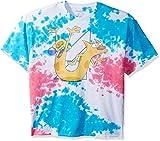 Nickelodeon men's cat dog short sleeve graphic t-shirt
