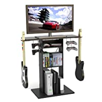 Deals on Atlantic Game Central 32-inch TV Stand 38806135