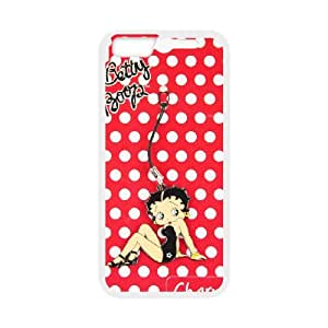 Betty Boop For iphone 6s Plus 5.5 Custom Cell Phone Case Cover 99II658839