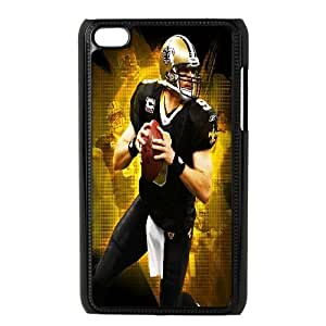 NFL New Orleans Saints For Ipod Touch 4 Phone Cases GCD11262