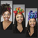 Legacy African Headwrap Collection ( 3 headwraps)