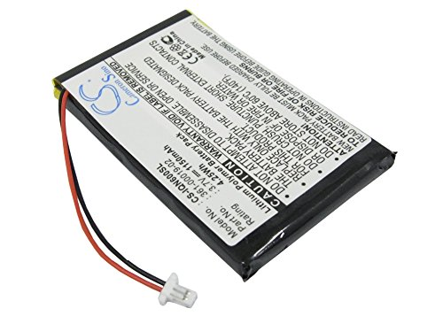 vintrons Battery for Garmin Nuvi 600 610 610T 650 660 660FM 670 680 2 YEAR WARRANTY, -