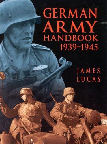 German Army Handbook 1939-1945 pdf epub