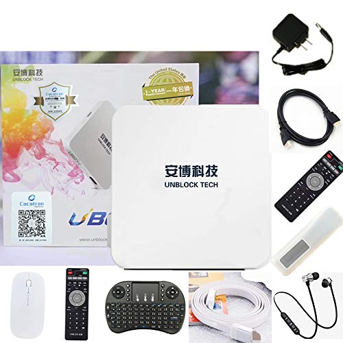 Unblock Cocotron APPWAVE UBOX C800 Plus TV Box