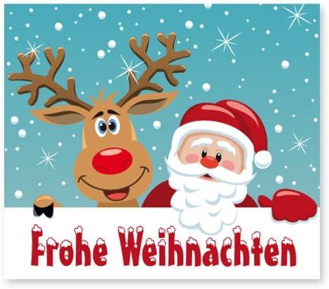 VOSAREA Weihnachten Krawatte Herren Krawatte Weihnachtsbaum Nikolaus Rentier Motiv Xmas Geschenk Kleidung Dekoration f/ür M/änner Jungen Weihnachtsfeier Kost/ümzubeh/ör