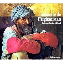 MÉMOIRE DE L'AFGHANISTAN