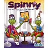 """Spinny"" Fun Family Card Game By Kodkod -Affordable Gift for your Little One! Item #LMID-1485"
