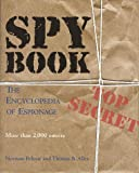 Book cover for Spy Book: The Encyclopedia of Espionage