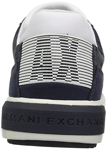 Mens 9550407A054 Captain Exchange Lace A X Sky Armani wqvRxH8