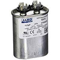 MARS - Motors & Armatures 12910 370V Oval 15 Micro-Farads Motor Run Capacitor