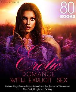 Erotic Romance With Explicit Sex 80 Book Mega Bundle Erotica Taboo Short Sex Stories