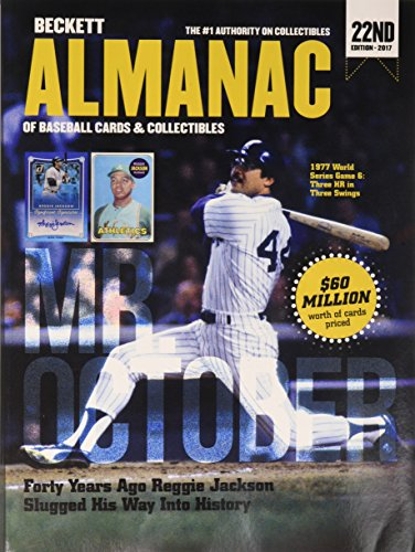 Beckett Baseball Almanac #22 (Beckett Almanac of Baseball Cards and Collectibles) Baseball Cards Collectibles