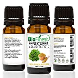 Biofinest Fenugreek Essential Oil - 100% Pure Undiluted Organic Therapeutic Grade - Best