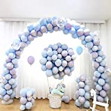 Party Pastel Balloons 100 pcs 10 inch Macaron Candy