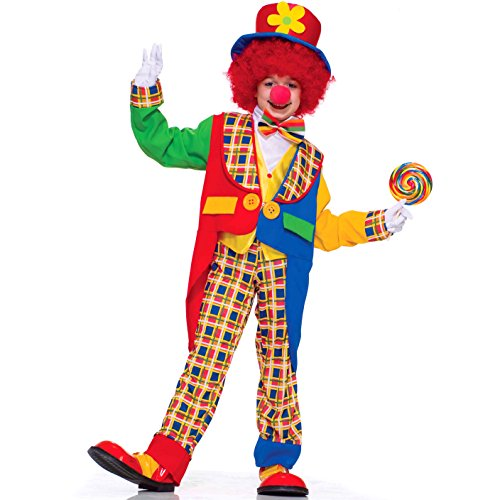 Forum Novelties Clown On The Town Costume, Large -