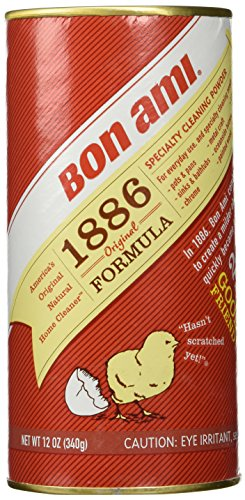 Bon Ami 04030 Powder Cleaner (Pack of 2)