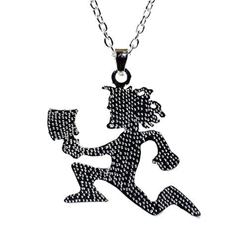 Insane Clown Posse ICP Juggalo Necklace High Gloss Hatchet Man (Hatchetman Pendant)