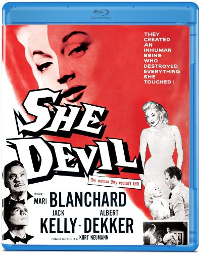 She Devil / [Blu-ray]