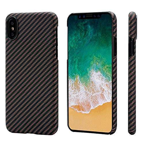 Mag Case Armor (PITAKA Slim Case Compatible with iPhone X 5.8