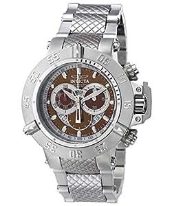 Amazon Com Invicta Men S 4569 Subaqua Collection Chronograph Watch Invicta Watches