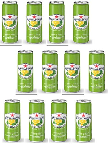 sanpellegrino-limone-e-menta-lemon-and-peppermint-flavored-soda-1115-fluid-ounce-33cl-cans-pack-of-1