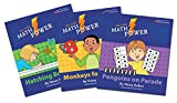 Use Your Math Power Set of 3 Books