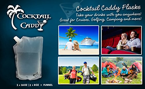 Cocktail-Caddy-Cruise-Liquor-Bag-Kit-For-Alcohol-Concealable-and-Reusable-Heavy-Duty-Flasks-2-x-32-Oz-2-x-16-Oz-2-x-8-Oz