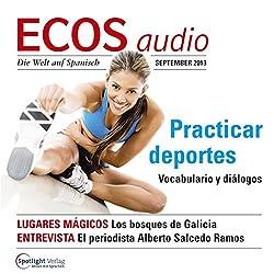 ECOS audio - Practicar deportes. 9/2013