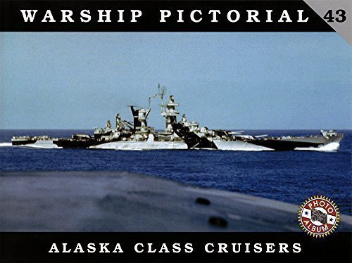 2015 Decals - Warship Pictorial 43 - Alaska Class Cruisers by Steve Wiper (2015-09-16)