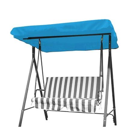 Amazon Com 2 3 Seaters Swing Chair Garden Hammock Anti Uv