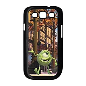 Monsters, Inc Samsung Galaxy S3 9300 Cell Phone Case Black WK5275820
