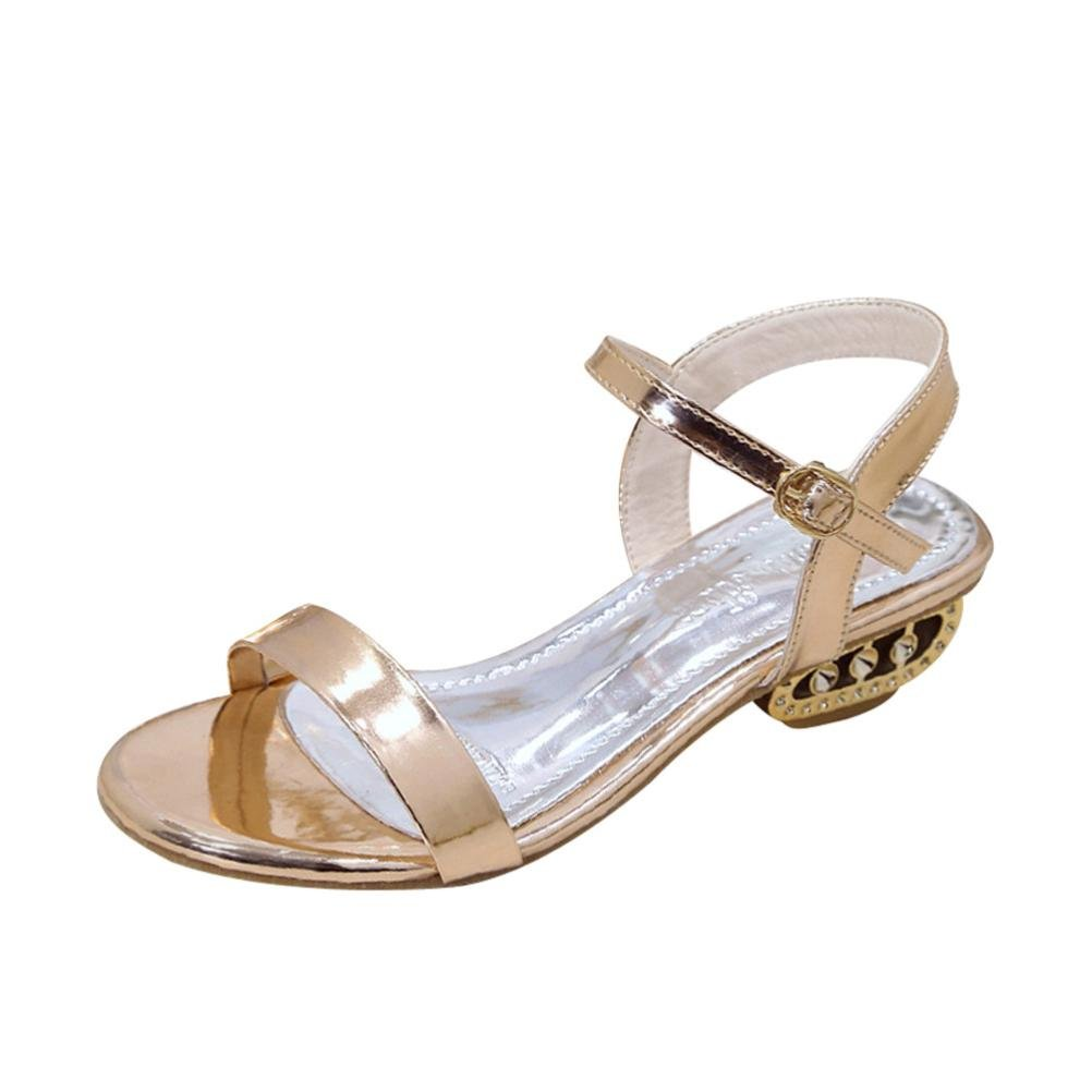 a30a3262c39 Lolittas Women Ladies Sandals Summer Sliver Gold Sandals, Glitter ...