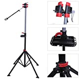Pro Bike 41''To 75''Repair Stand Adjustable W/Telescopic Arm Cycle Bicycle Rack