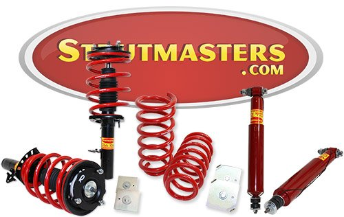 Strutmasters 4 Wheel Air Suspension Conversion Kit with Rear Shocks for 1995-2002 Lincoln Continental
