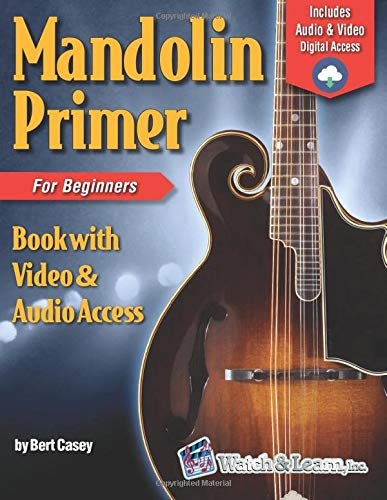 Mandolin Primer Beginners Video Access product image