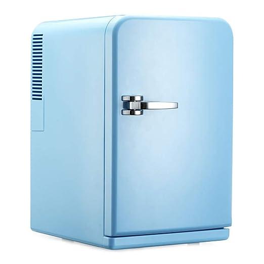 FQY-BX Mini Nevera Refrigerador para Automóvil De 15 litros, Mini ...