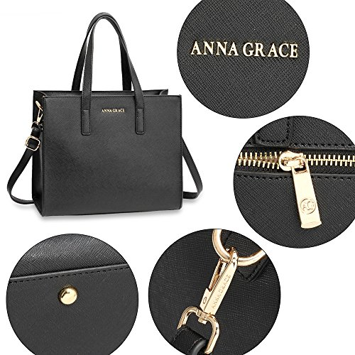 Black Design Design 1 Brand Ladies Bags Latest Designer Tote Women New Fashion Size Female Shoulder For For Handbags Medium Branded wR1qHpT