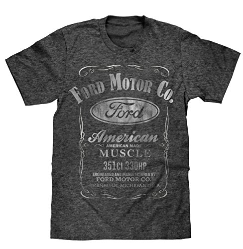 """Ford Motor Co. American Made Muscle"" T-Shirt 