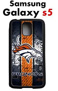 NFL Denver Broncos Samsung Galaxy s5 Case Hard Silicone Case