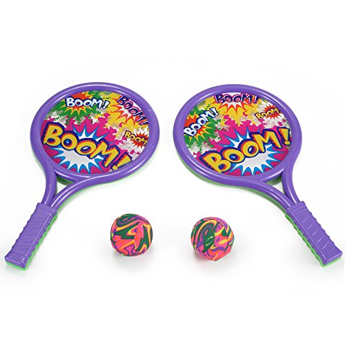 Review Boom Drum Racket Sports