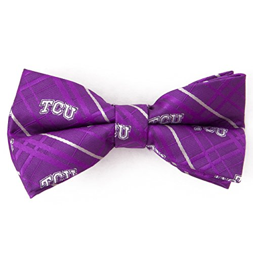 Texas Christian University Oxford Bow Tie