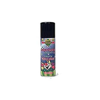 voice tattoo Laca para Cabello 125 ML Color Negro: Amazon.es ...