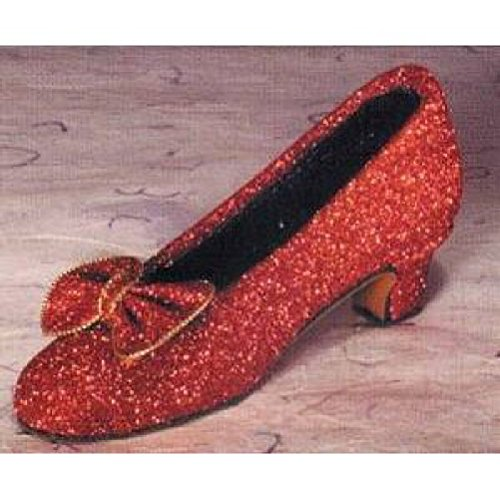 Fete Miniature Shoe - Fete Miniature Shoe - Ruby Slipper