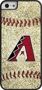 MLB Team Logo - Arizona Diamondbacks Team Logo iPhone 5 Case, iPhone 5s Cases - iPhone 5/5s Case 3