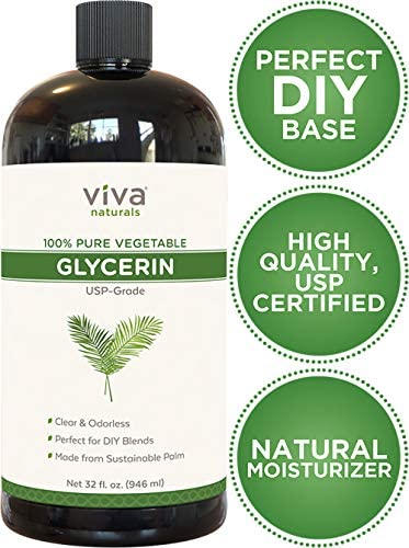 Glycerin Vegetable Certified Perfect Moisturizer