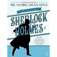 Sherlock Holmes III. Cilt (Ciltli): Açıklamalı Notlarıyla Kızıl Soruşturma - Dörtlerin İşareti - Baskervillelerin Tazısı - Korku Vadisi