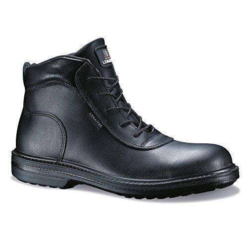 Schuh-Sicherheit Rising Leder Lemaitre S3Zenith SRC 100% Nichtmetallische schwarz