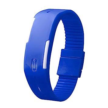 Sanjinzhi Led Smart Bracelet Watch Personality Waterproof Sports